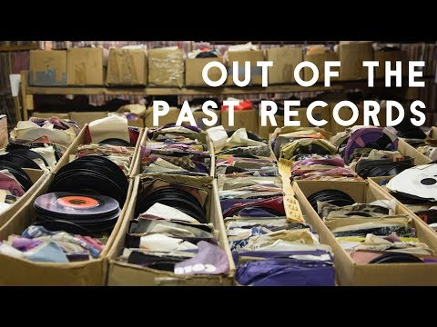 A portrait of Out Of The Past Records
