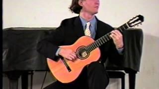 Fabio Zanon - Etude N. 10 (manuscript)  H. Villa-Lobos - 1996