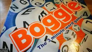 How To Play Boggle - A Short Guide For All Ages (Family Friendly Word Game)