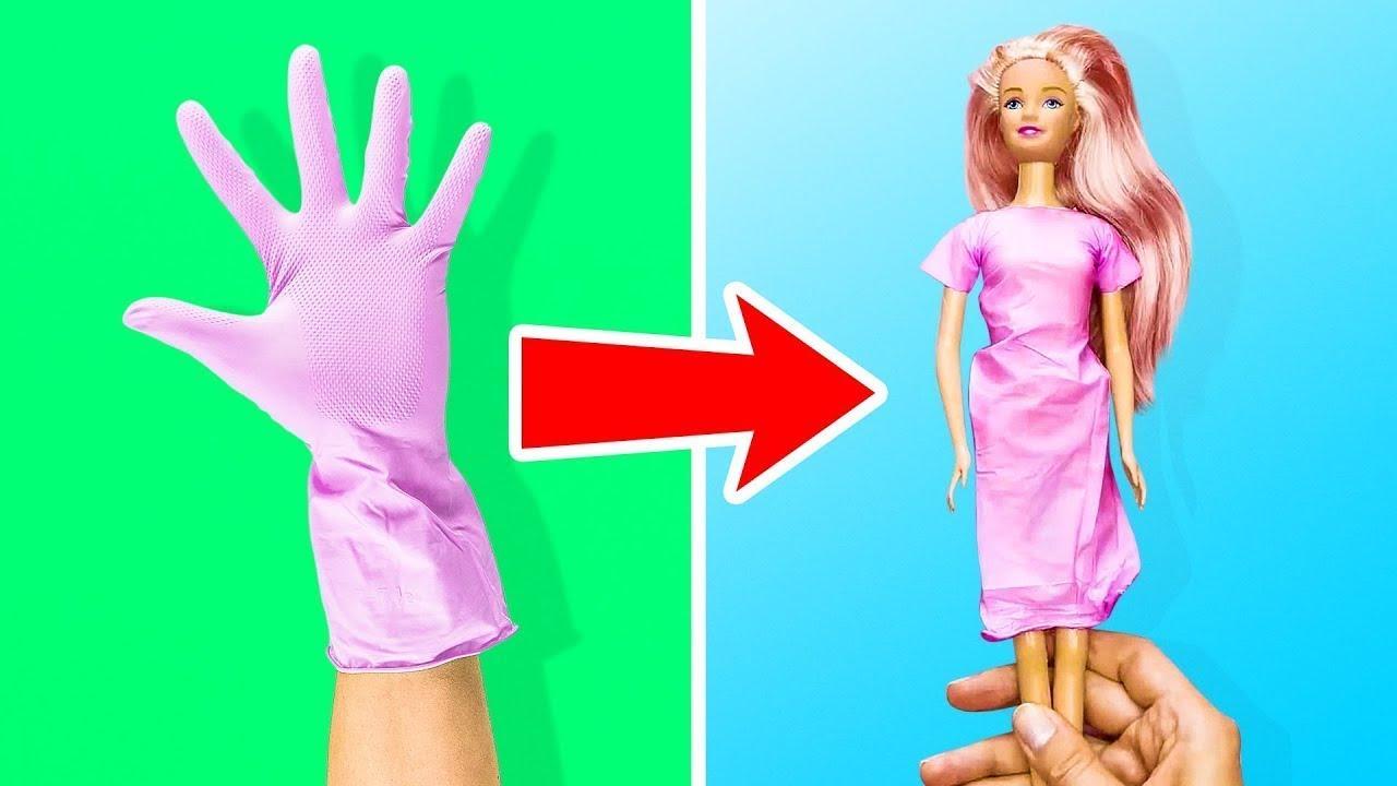 Ideas en 5 minutos niños muñecas