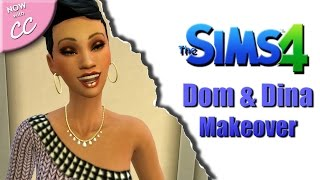 Dom Dina Makeover The Sims 4 Now With CC