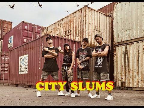 Gaurav N Chandni  City Slums - Raja Kumari ft Divine   DANCE CHOREOGRAPHY