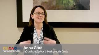 Emerging Scholars: Anna Gora