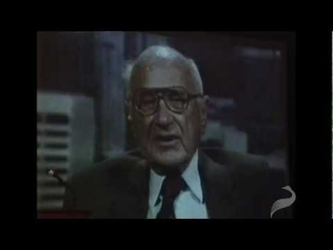 Milton Friedman on Tides of Political Thought in Modern History