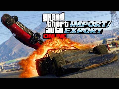 IMPORT/EXPORT GTA 5| STEALING $100,000,000 WORTH OF CARS PART 2