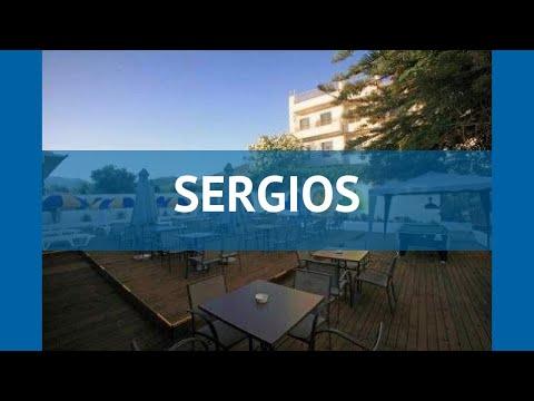 SERGIOS 3* Греция Крит - Ираклион обзор – отель СЕРГИОС 3* Крит - Ираклион видео обзор