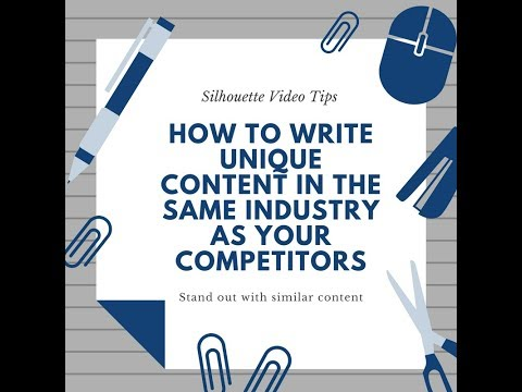 How To Differentiate Your Content In A Competitive Industry