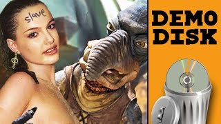 SLAVE TO STAR WARS - Demo Disk Gameplay