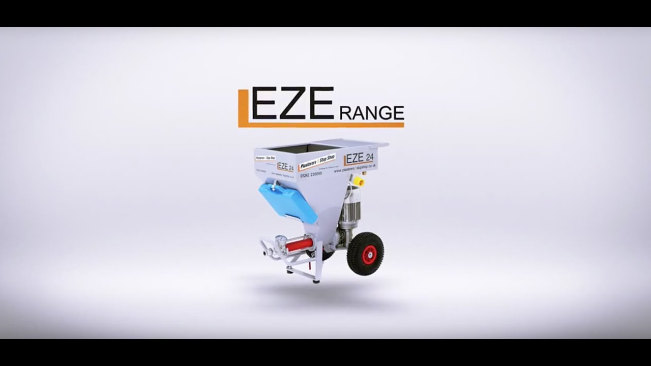 Plasterers One Stop Shop >> EZE 24 Training Guide - YouTube