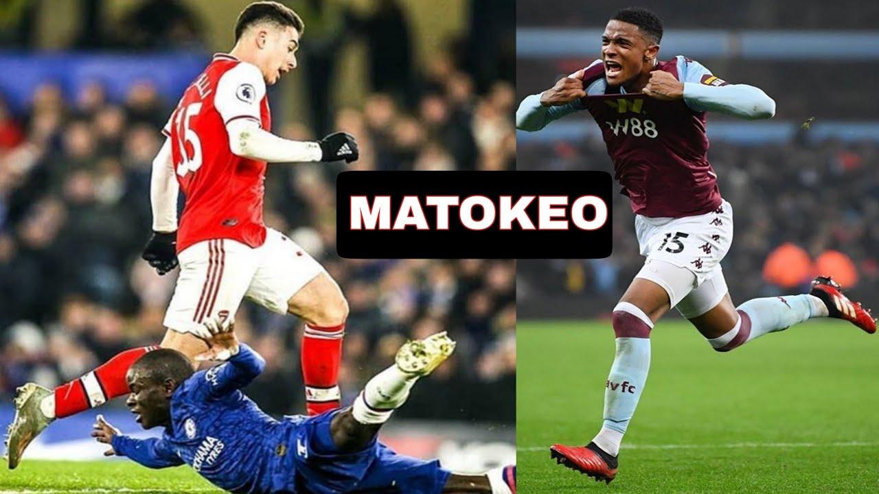 Download Matokeo mechi za ulaya EPL chelsea Arsenal Aston villa Manchester City Ni haya