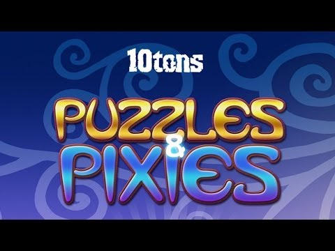 Puzzles & Pixies - Universal - HD (Sneak Peek) Gameplay Trailer