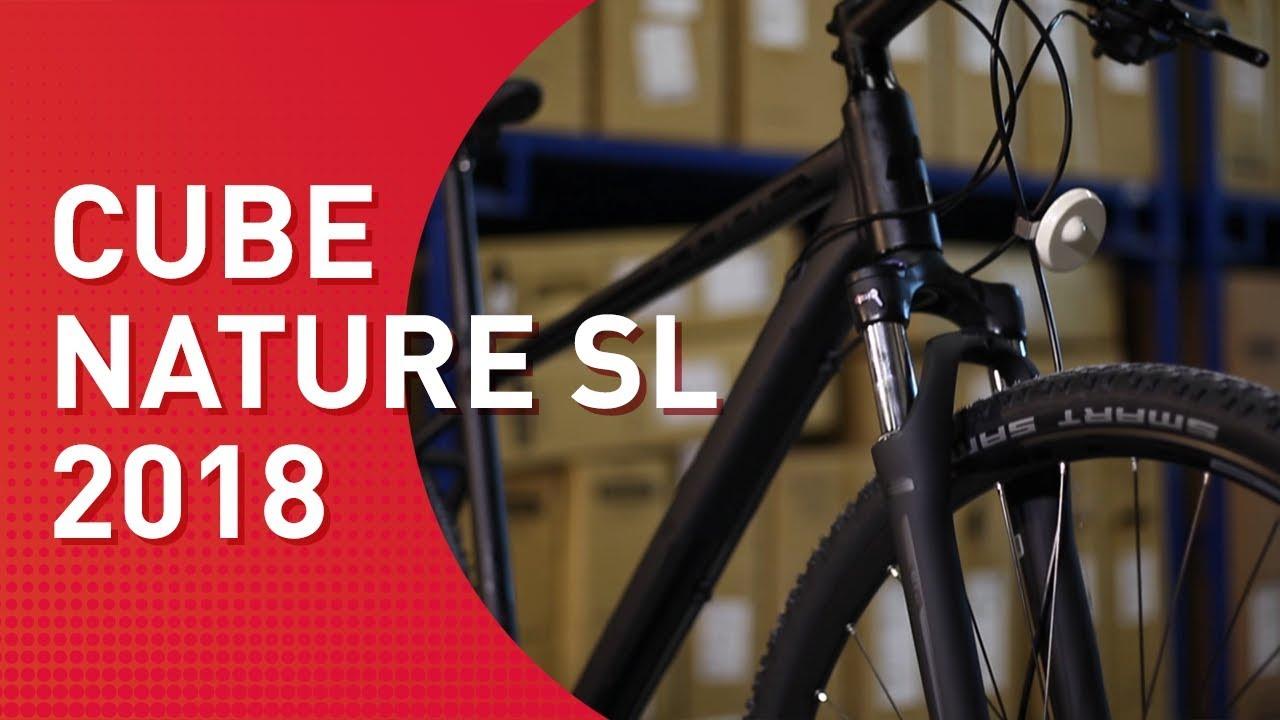 Cube Nature Sl 2018 Crossbike Youtube