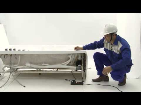Hướng dẫn lắp đặt bồn tắm Rossi