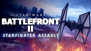Star Wars Battlefront 2 - Starfighter Assault Trailer Music