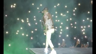 Wizkid Entrance and Performance at London O2 Arena #Starboyfest