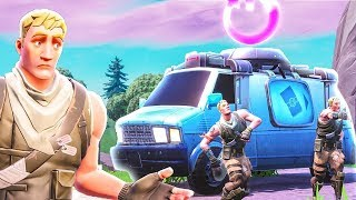 New Respawn Van Is Here! (Creator Code- OP_Cruxx) | Fortnite Live|
