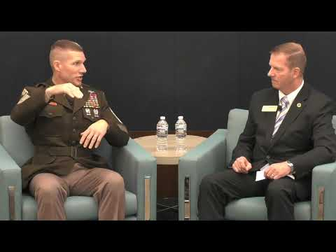 316th ILW Breakfast - SMA Daniel Dailey - June 26 2019