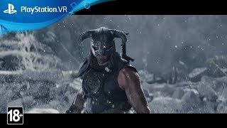 TES V: Skyrim VR – официальный трейлер