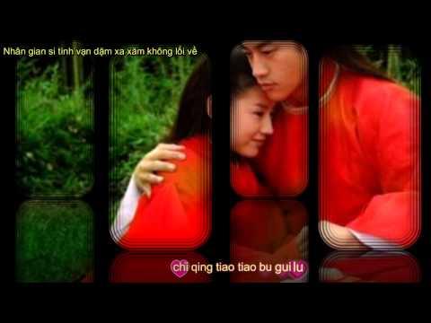 (Viet Sub Kara ) Sánh Đôi ( Shuang Fei)_ Hà Nhuận Đông HD (Lương Sơn Bá Chúc Anh Đài OST)