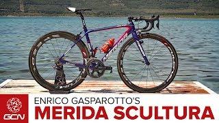 Enrico Gasparotto's Merida Scultura