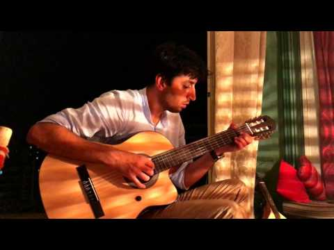 Enna Sona (OK JAANU) Fingerstyle Guitar Cover