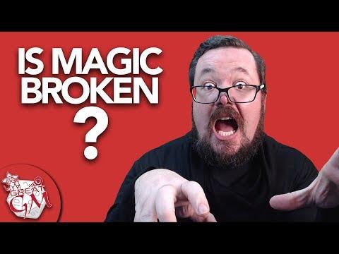 Is Magic In RPGs Broken? - Game Master Tips