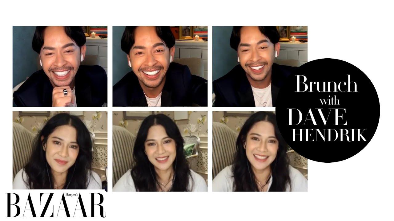 Dian Sastrowardoyo Lagi Senang Nonton Drama Korea & Journaling untuk Isi Waktu di Rumah Selama P