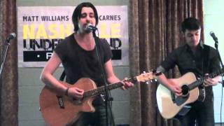 "Jamie Meyer, ""Baby Gone Crazy"" LIVE at the Nashville Underground Radio One Year Anniversary"