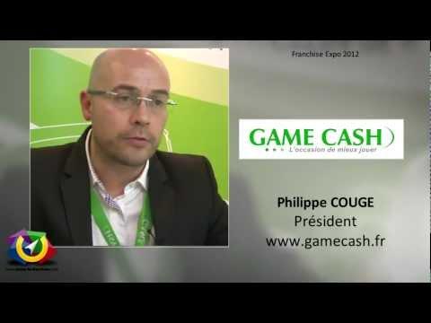 GAME CASH, Philippe COUGE, président