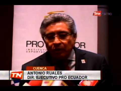 Pro Ecuador Socializa servicios a grupos exportaciones