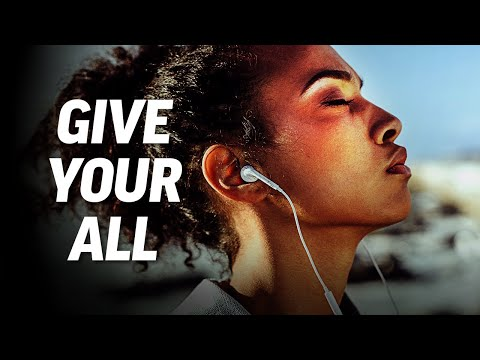 GIVE YOUR ALL - Best Motivational Speech Video (Featuring Dr. Jessica Houston)