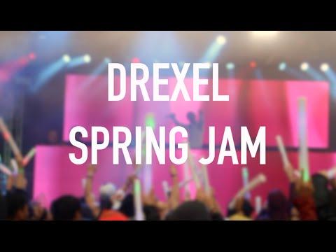 DREXEL UNIVERSITY SPRING JAM