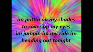 Repeat youtube video Riding Solo Jason Derulo Lyrics