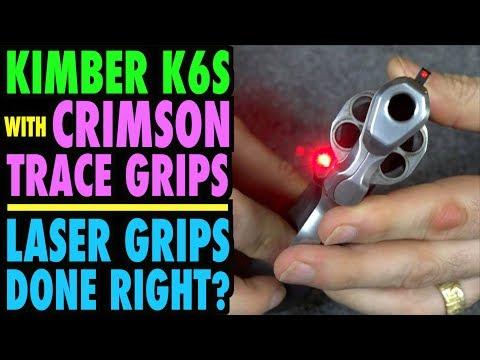 Kimber K6S Crimson Trace: Laser Grips Done Right?