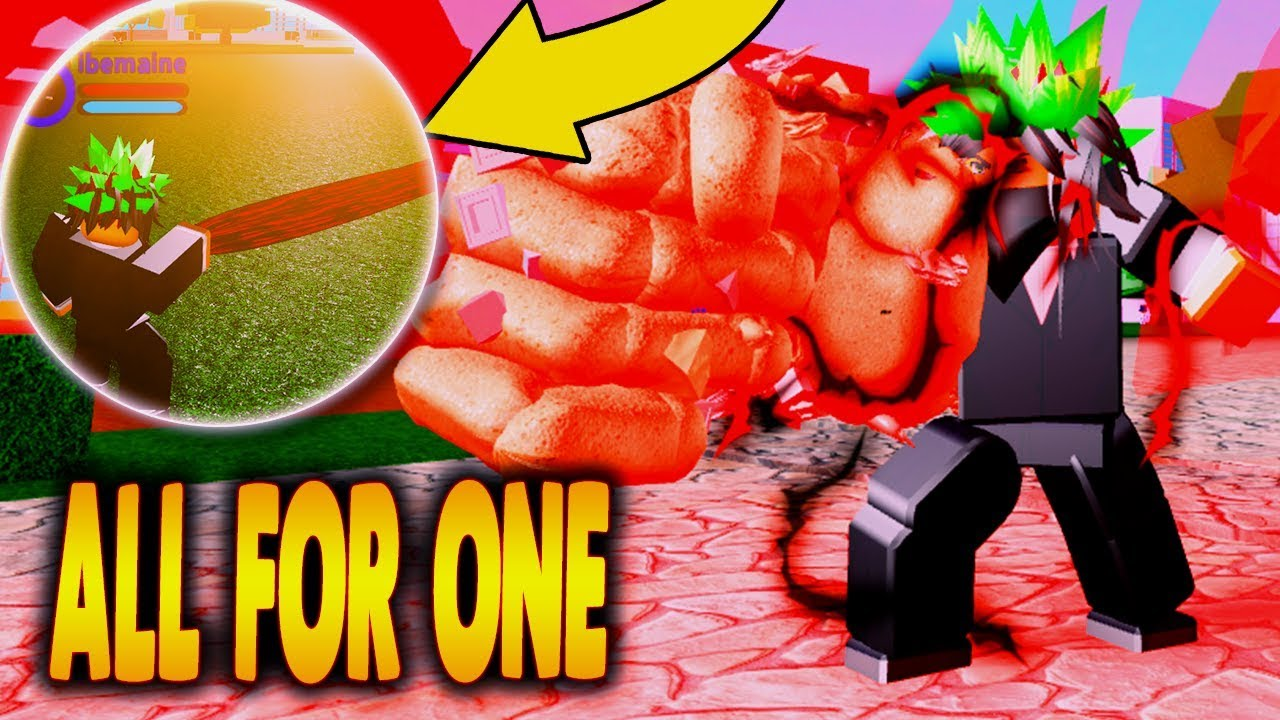 New All For One Quirk Is Op Boku No Roblox Remastered New All For One Quirk Ibemaine - boku no roblox remastered gameplay