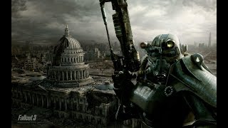 Fallout 3 \ Xbox One X Enhanced Gameplay -  4K Patched