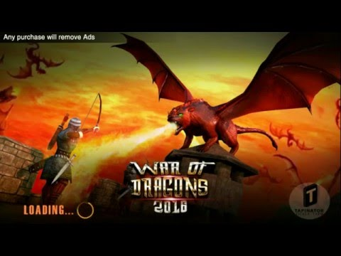 War of Dragons 2016 - Android Gameplay