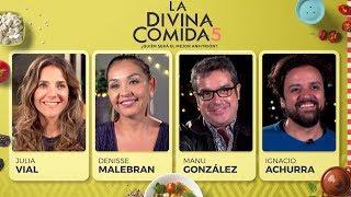 La Divina Comida - Julia Vial, Denisse Malebran, Manu González e Ignacio Achurra