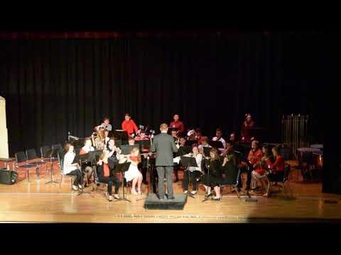 Newton Falls High School Band - Christmas Concert (12/1/18)