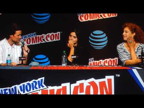 Tales from the TARDIS with Matt Smith, Alex Kingston and Jenna Coleman: Part 4