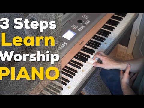 3 Steps to Learn Worship Piano (Quick & Easy) – Matt McCoy
