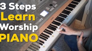 3 Steps to Learn Worship Piano (Quick & Easy) - Matt McCoy