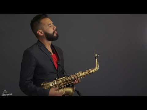 To my love - Bomba Estéreo, Tainy remix (sax cover Graziatto)
