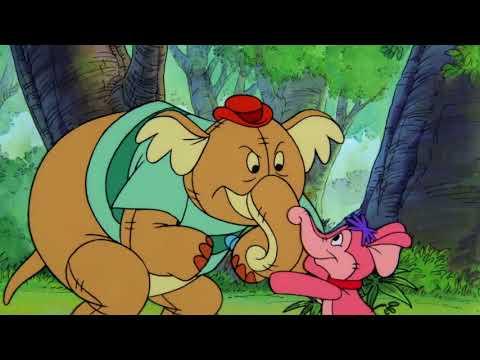 Винни пух и слонотоп хэллоуин мультфильм