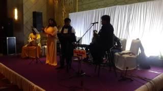 Priyani Vani and Abhas live - Woh Hai Zara