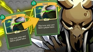 WHAT HAPPENS IF YOU BURST A BURST?! - Infinite Armor Deck #1 - Slay the Spire