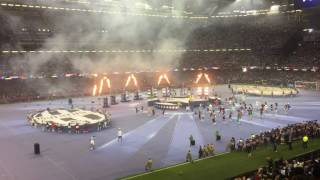 Juventus - Real Madrid UEFA Champions League Final 2017 Cardiff Prematch