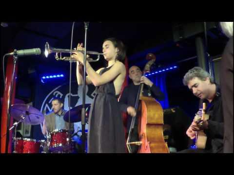 Andrea Motis - 4 Songs- Pizza Express Jazz Club 3.21.2017