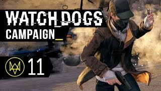 Watch Dogs Walkthrough Part 11 - Breakable Things (Act 2, Mission 2 - PC 1080p ULTRA HD)