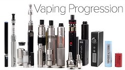 Vaping Progression : Vape Gear Beginner to Advanced